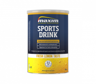 maxim sports drink