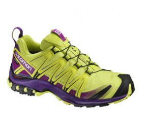 salomon 3d lime punch