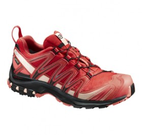 salomon 3d poppy red