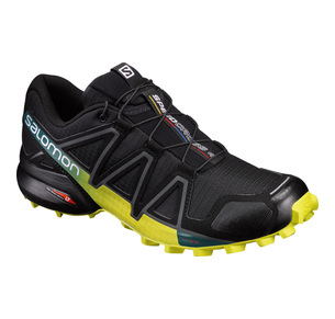 salomon speedcross4 black