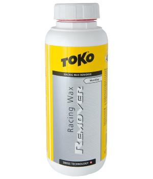 toko racing wax remover